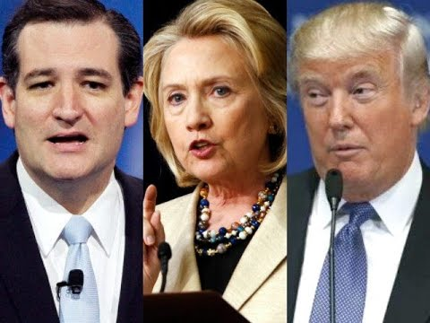 Donald Trump, Hillary Clinton, Ted Cruz | Bang, Marry, Kill
