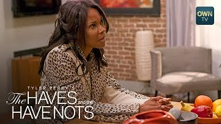 Veronica Plays the Blame Game | The Haves and the Have Nots | Oprah Winfrey Network