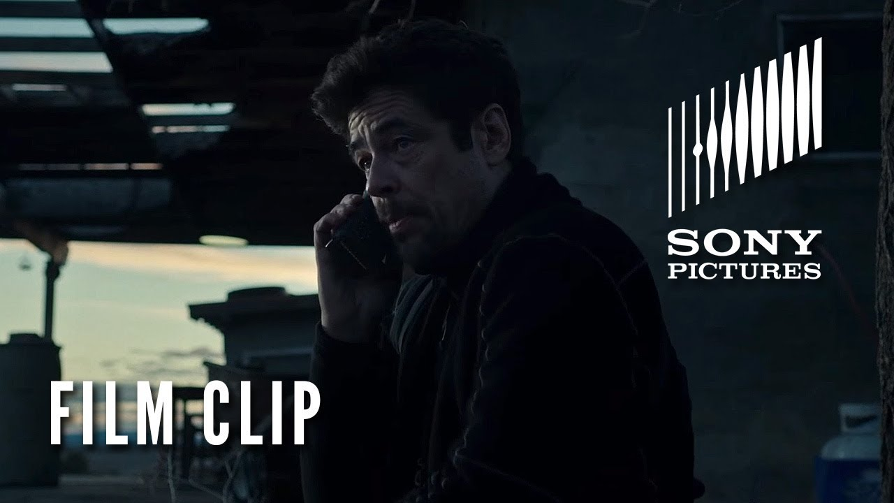 """SICARIO: DAY OF THE SOLDADO Movie Clip – """"Get Rid Of Her"""""""