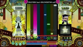 【ポップンミュージック】 レクリスレイヴ/GOLD RUSH(pop