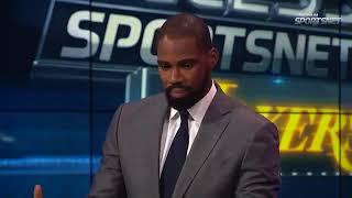 James Worthy Criticizes Jamal Murray for disrespecting Lonzo Ball