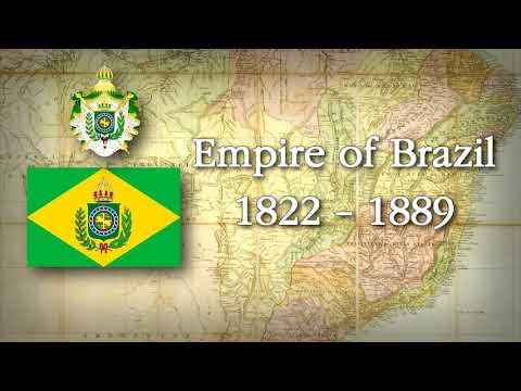 Historical anthem of Brazil ประวัติศาสตร์เพลงชาติบราซิล