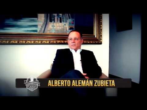 Entrevista a Alberto Alemán Zubieta, ex administrador del Canal de Panamá