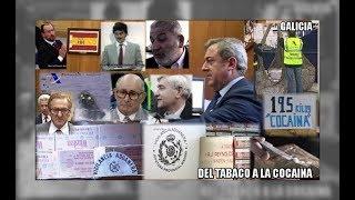 'Metidos en Fariña' del tabaco a la cocaina en Galicia - Aduanas SVA