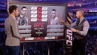 UFC 236: Inside the Octagon - Holloway vs Poirier