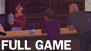 Trago Complete Game Walkthrough Full Game Story Ending Indie Narrative Drinking Game