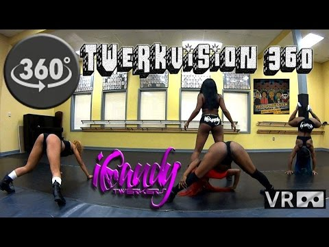 Mr. ColliPark & Atom Pushers & DJ Wavy ft. Ying Yang Twins - Booty Bounce Pop (360 VR VIDEO)