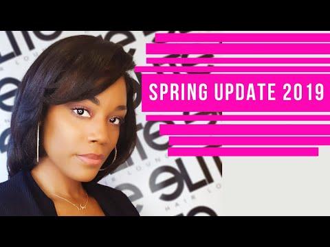 Spring Update 2019 - Silk Press - Elite Hair Lounge