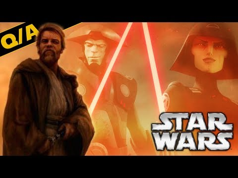 Who Should Be the Villain in the Obi-Wan Movie - Star Wars Explained Weekly Q&A