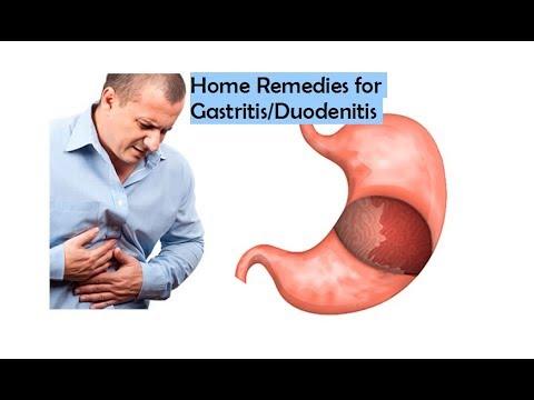 Home Remedies for Gastritis   Duodenitis   Doctors Hostel
