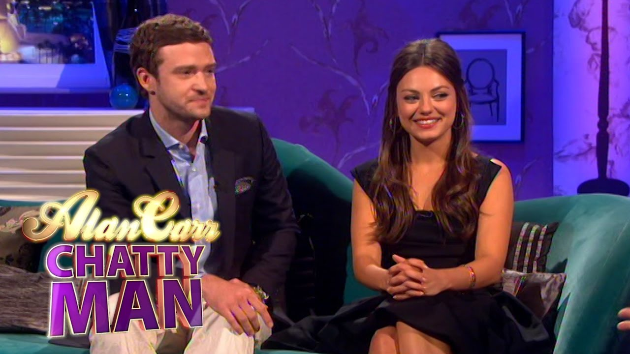 Matchless phrase, Justin timberlake mila kunis possible and