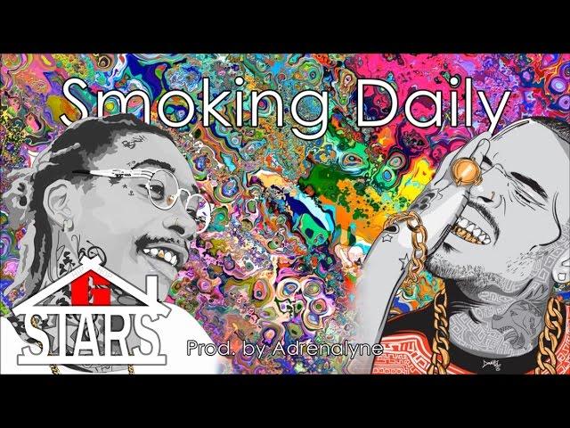 Wiz Khalifa - Smoking Daily (ft. Chris Brown)