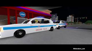 Police Music Video ROBLOX   Coisa selvagem