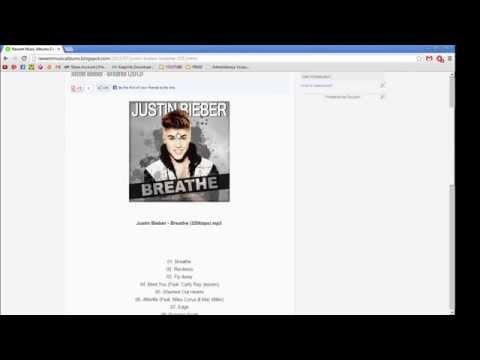 Justin Bieber - Breathe (320kbps Mp3) DOWNLOAD