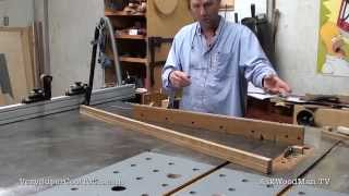 849. Use Jessem Table Saw Stock Guides As A Crosscut Stop