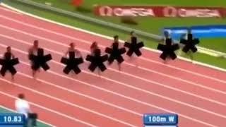 Легкая атлетика. Как показывают женские соревнования в мусульманских странах