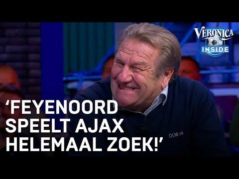 Toto: 'Feyenoord speelt Ajax helemaal zoek!' | VERONICA INSIDE