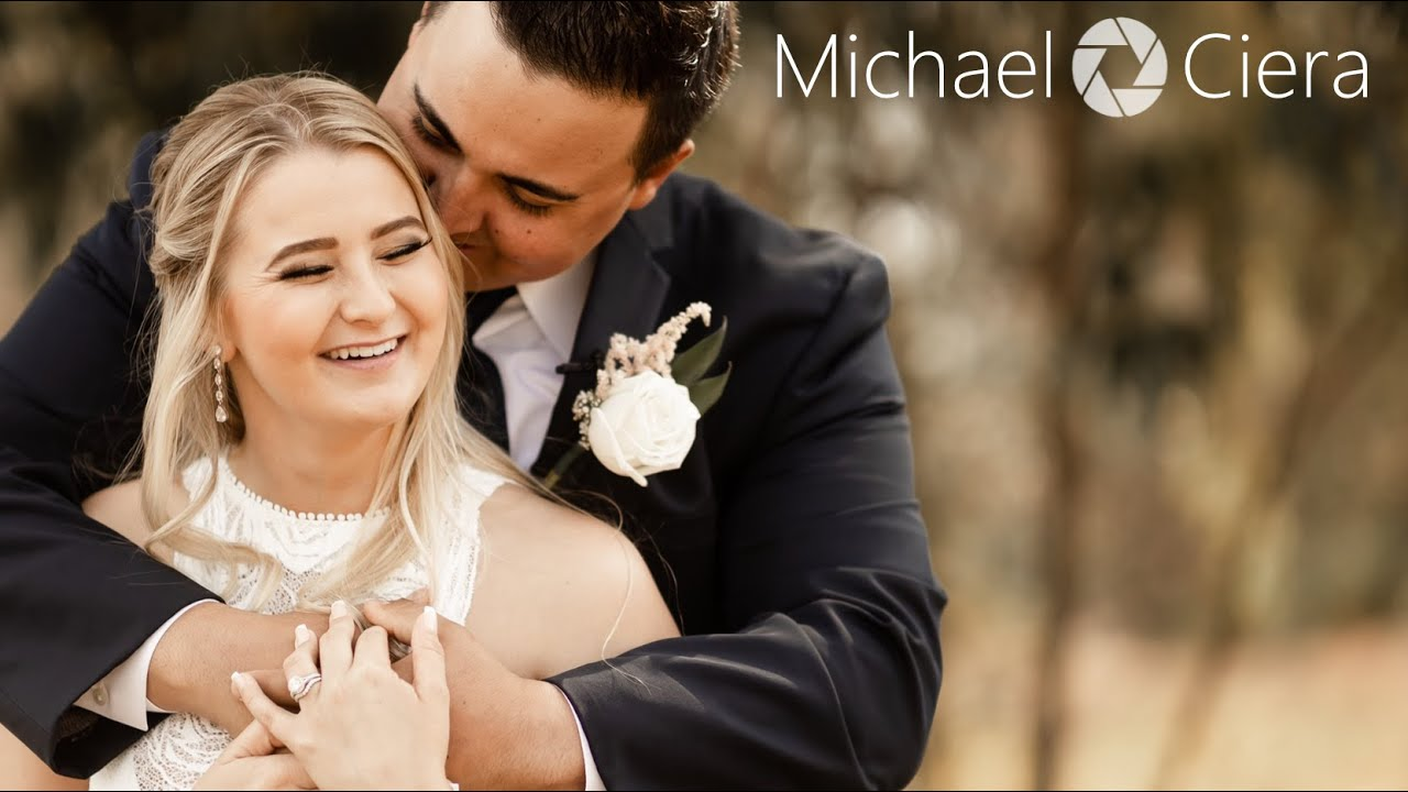 Intimate Wedding in Summerland California