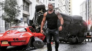Fast and furious 8 best race fight scene in Hindi dub