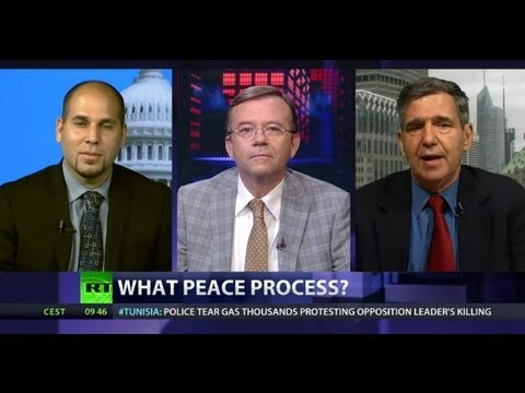 CrossTalk: What peace process?