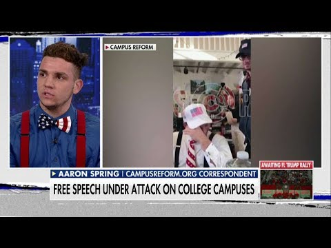Fordham College Republicans Kicked Out of Campus Coffee Shop Because of MAGA Hats