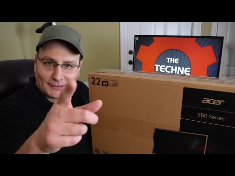 Acer SB220Q Review, UNDER 100$ Monitor