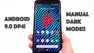 Android 9.0 P Preview 4: What