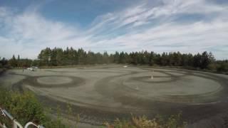 2016 神奈川ダートラ最終戦 定点観測 コースクリア[GoPro4]