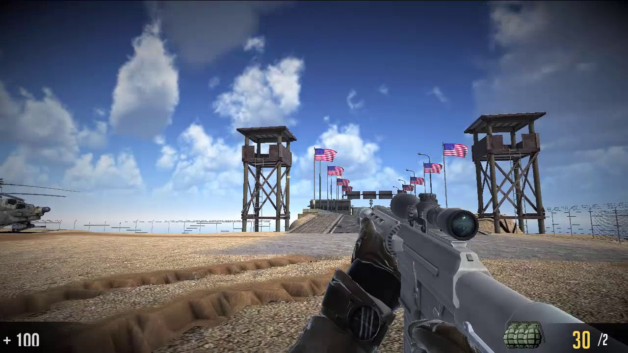 Unity 3D FPS Project (version 1 1)