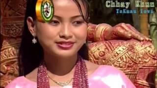 ចន្ទចាកមេឃ ភ្លេងសុទ្ធ KHMER HD Karaoke by Khun Chhay