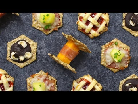 party-appetizers-4-ways
