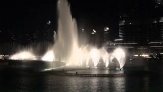 The Dubai Fountain - 'Bassbor Al Fourgakom'