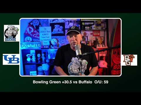 Bowling Green vs Buffalo 11/17/20 Free College Football Picks and Predictions CFB Tips