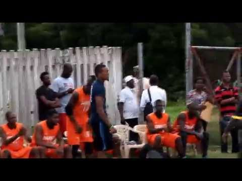DC Dynamics Vs Braves of CEPS Highlights  (Accra Basketball League 2016)