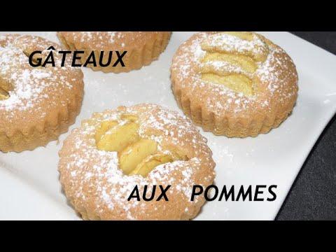 petits-gâteaux-aux-pommes.---recette-facile
