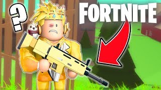 RODNY ROBLOX IS GOING TO FORTNITE!!! 😱💥 *AMAZING GAME*