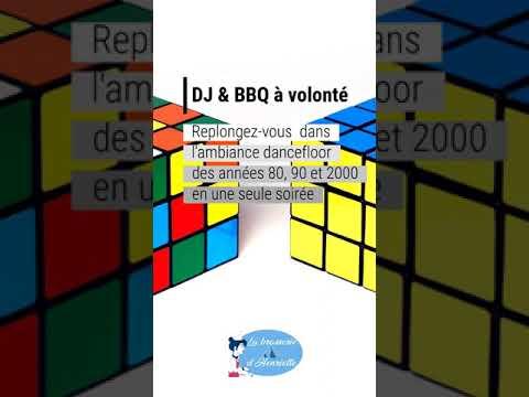 Vidéo soirée BBQ et DJ