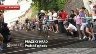 BEZ KOMENTÁŘE: Pražské schody