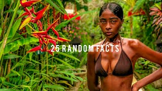 25 RANDOM FACTS ABOUT ME | Maryjane Byarm | Pt. 1