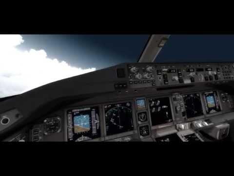 Landing at oslo