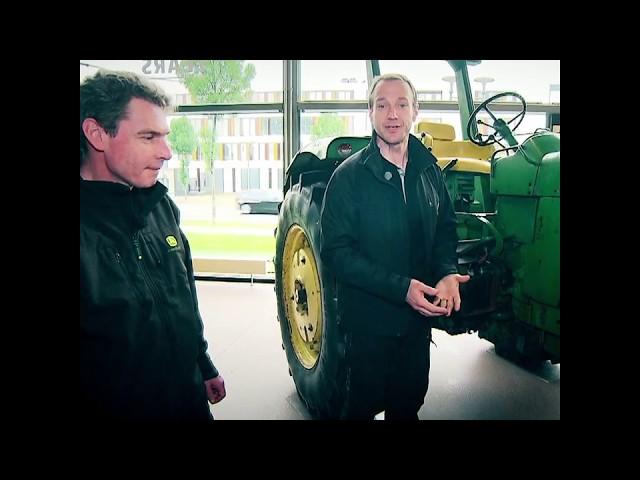 Komfort und Sicherheit im Traktor mit dem 4020