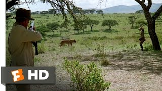 Out of Africa (2/10) Movie CLIP - Shoot Her! (1985) HD