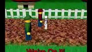 Lego Mario Animation Project