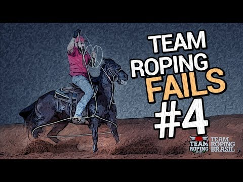 Team Roping Fail's 4