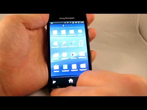 Sony Ericsson Xperia Arc UX User interface - Androidsuomi.fi