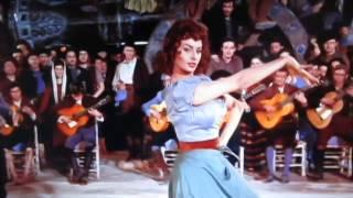 "Sophia Loren dances in 1957 film ""The Pride & The Passion"