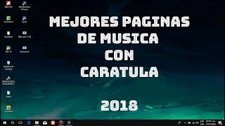 Mejores Paginas Para Descargar Musica | Calidad M4a| 2018