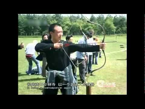 shi xing hong CCTV International Interview . From Shaolin Warrior  to  Interpol instructors
