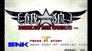 Download Garou - Mark Of The Wolves Plus edition on android must watch