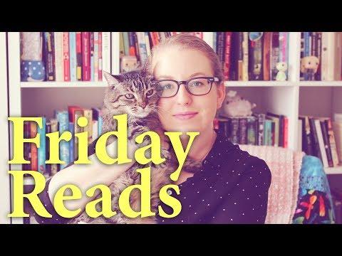 Friday Reads & East of Eden Group Read | September 29 2017